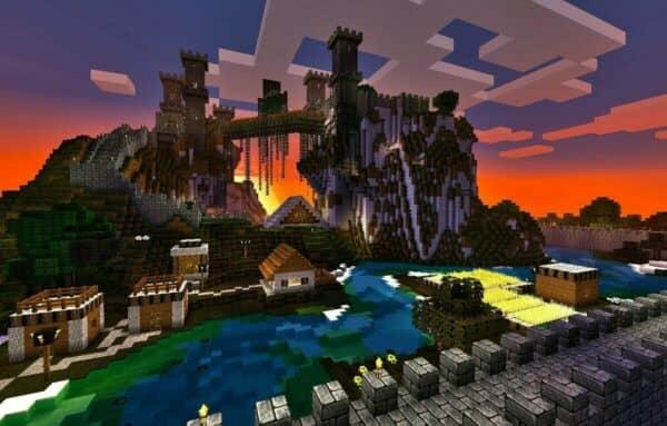 Создание миски в minecraft